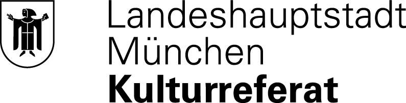 Logo Landeshauptstadt München Kulturreferat